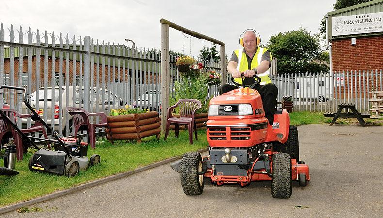 Community Gardening Service