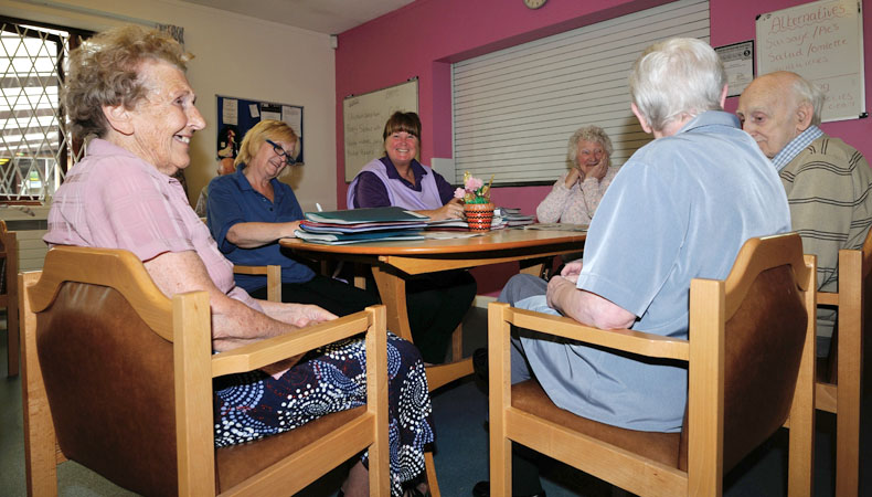 Social Circle At The Family Care Trust