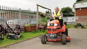 Community Gardening Service in Solihull West Midlands is part of the Family Care Trust's learning disability services