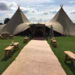 Newlands Bishop Farm Wedding Open Day 21st April 2018